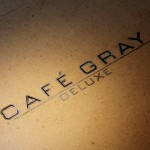 Café Gray Deluxe in Hong Kong