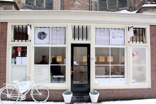 Gild Atelier in Amsterdam