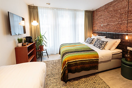 Hotel Dwars Amsterdam