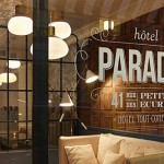 Hotel Paradis in Parijs