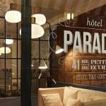 Hotel Paradis in Paris