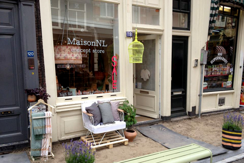 Maison nl in amsterdam places we know for Interieur winkel amsterdam