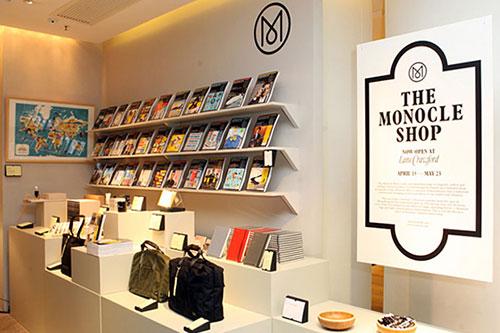 Monocle in Hong Kong