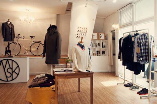 MSK shop in Seoul