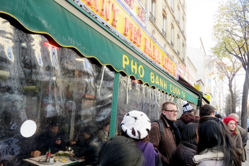 Restaurant Pho 14 in Parijs