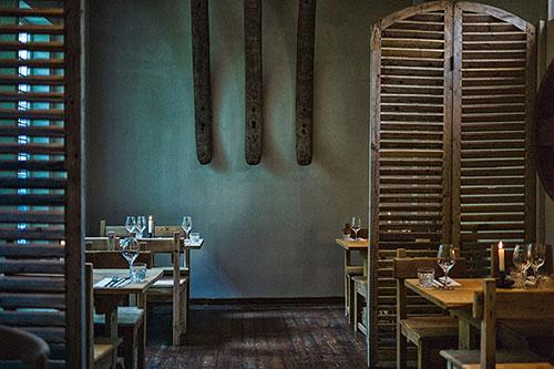 Restaurant Chow in Amsterdam
