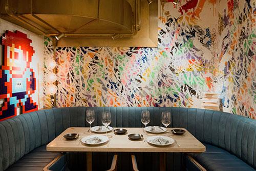 Restaurant gallery Bibo Hong Kong