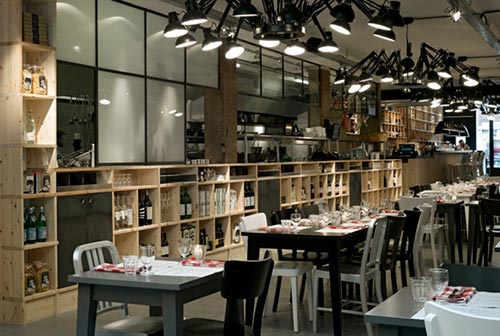 Restaurant Mazzo In Amsterdam Places We Know