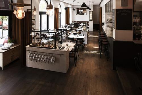 Restaurant Museet in Stockholm