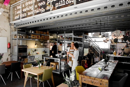 Top 1 pop-up restaurants and food experiences in