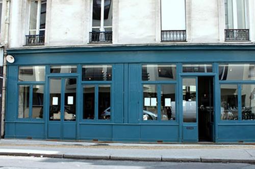 Restaurant Septime in Parijs