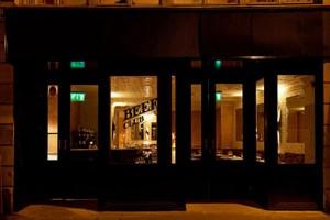 Restaurant The Beef Club in Parijs