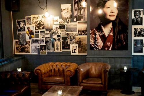 RestaurantRestaurant / Bar Rose's Cantina in Amsterdam Rose's Cantina in Amsterdam
