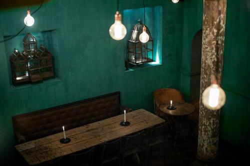 RestaurRestaurant / Bar Rose's Cantina in Amsterdamant Rose's Cantina in Amsterdam