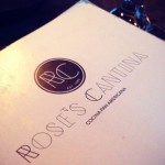Restaurant Rose's Cantina in Amsterdam