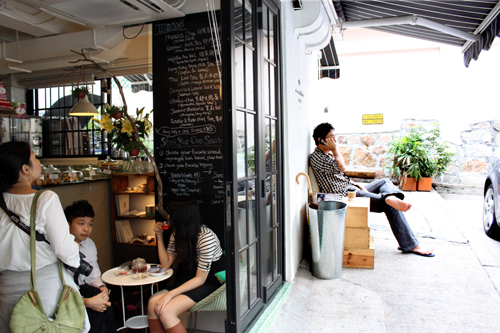 Teakha in Hong Kong