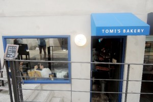 Tomi's bakery