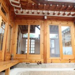 Buckchon Hanok village in Seoul
