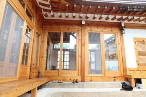 Verblijf in Buckchon Hanok village in Seoul