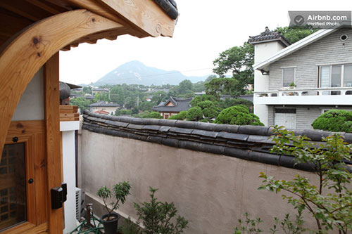 Verblijf in Buckchon Hanok village in Seoul